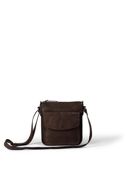 RE:DESIGNED Taske Antis Dark Brown