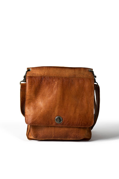 RE:DESIGNED Taske Lenvik Urban Burned Tan