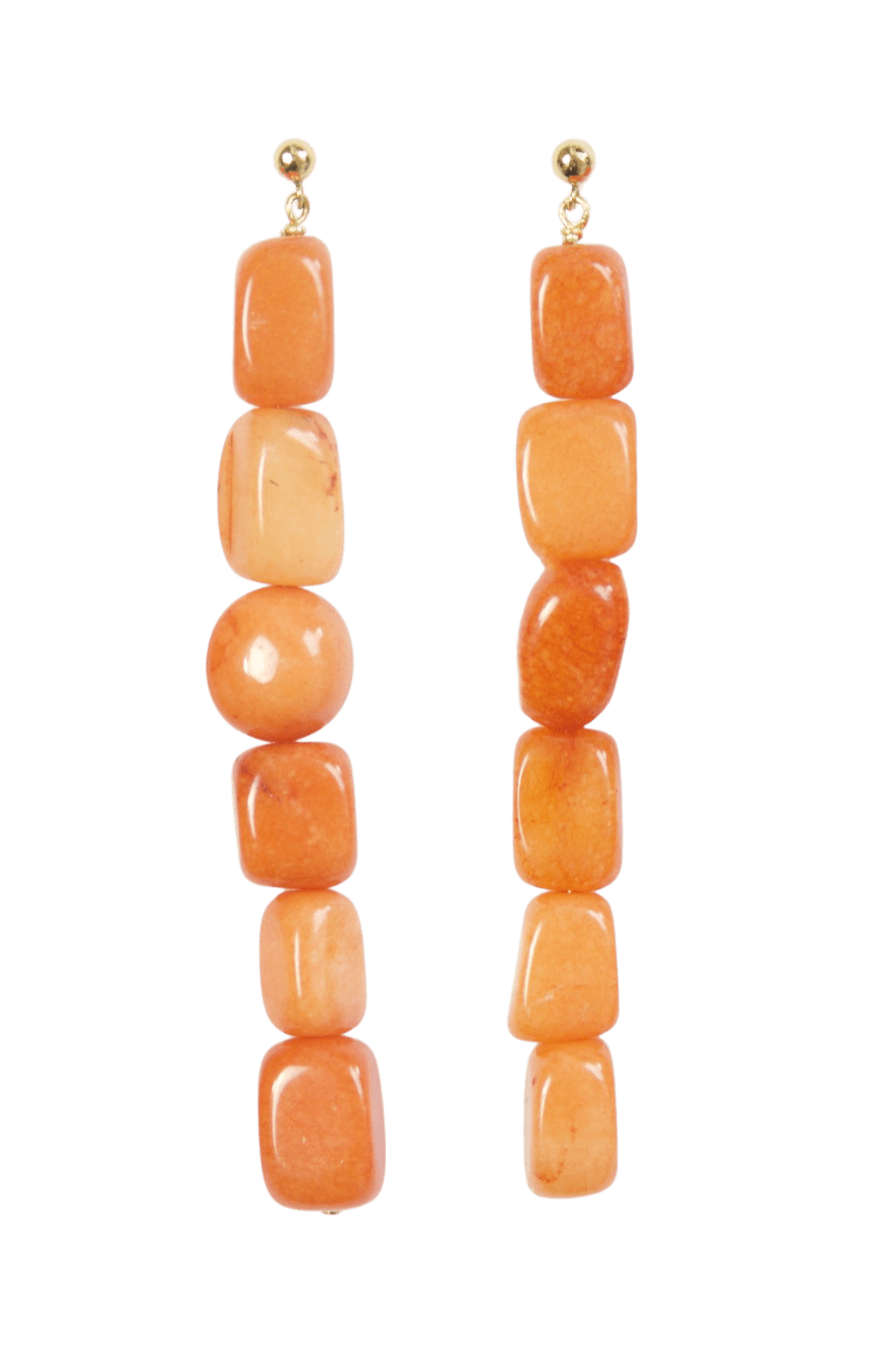 'Clementine' Earrings - Serendipitous Project