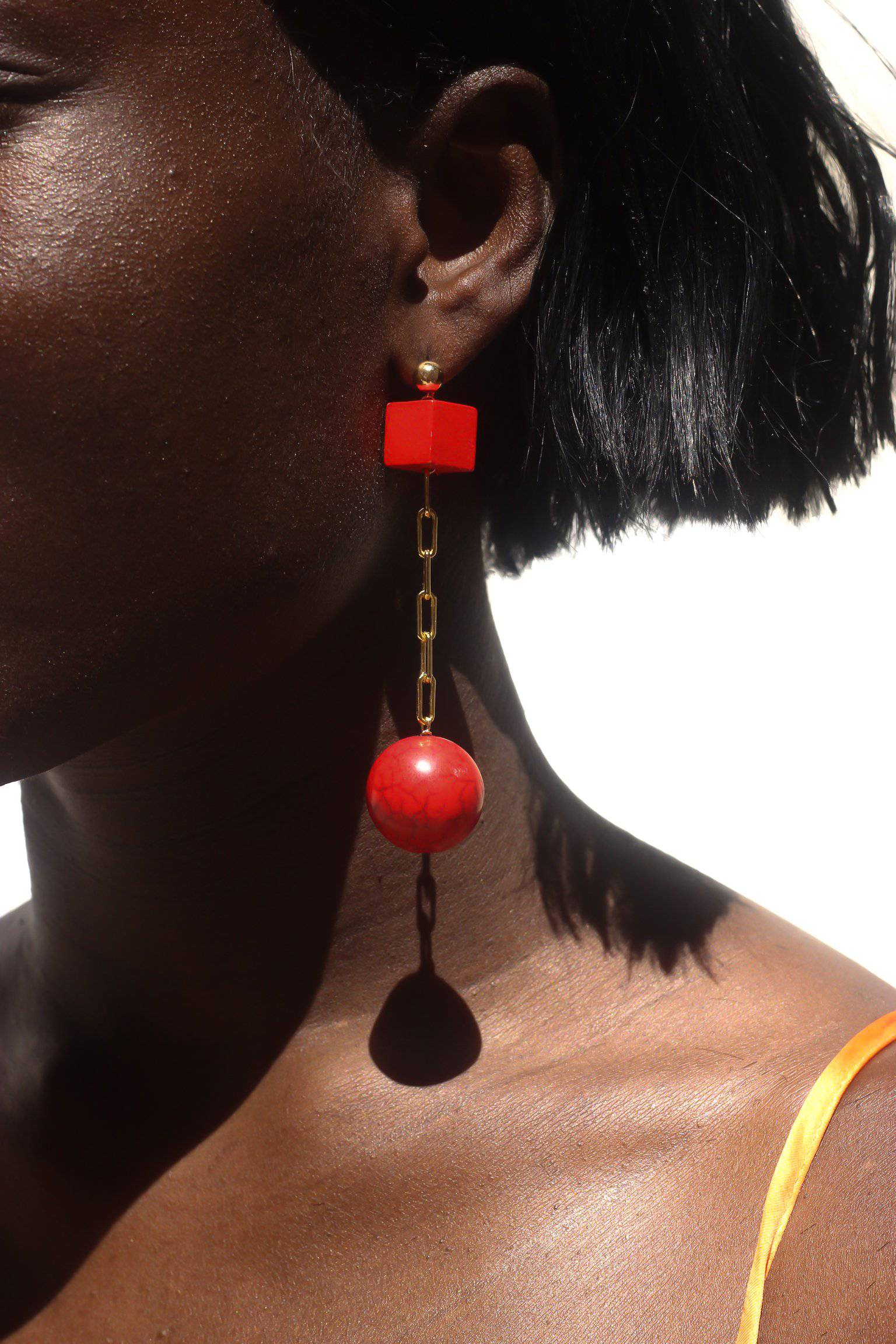 'Matador' Earrings - Serendipitous Project