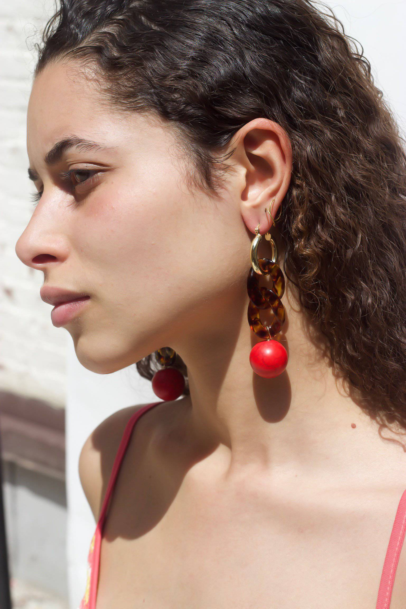 'Playa' Earrings - Serendipitous Project