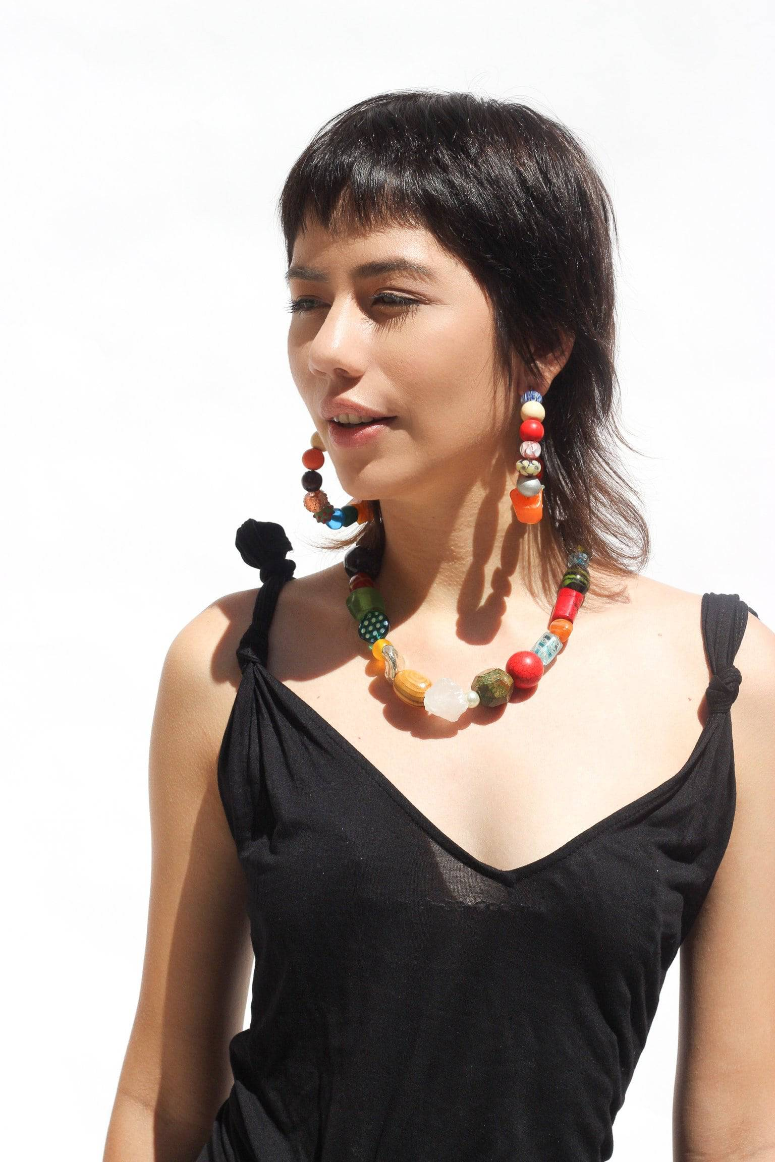 'Cagua' Necklace - Serendipitous Project