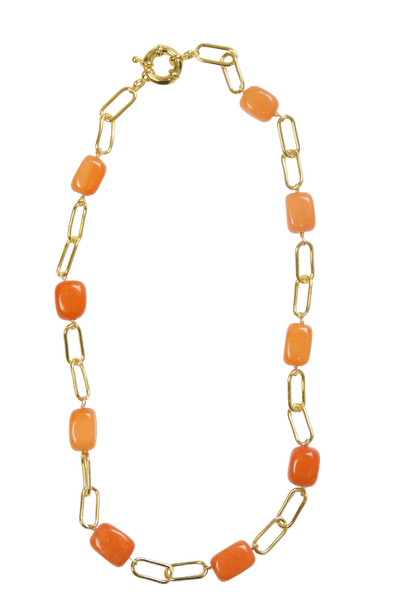 'Clementine' Necklace - Serendipitous Project