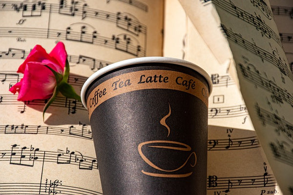Debussy & Coffee - An Impressionable Pair