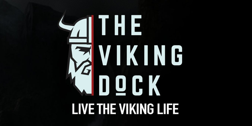 Here comes The Viking Dock! Open for business