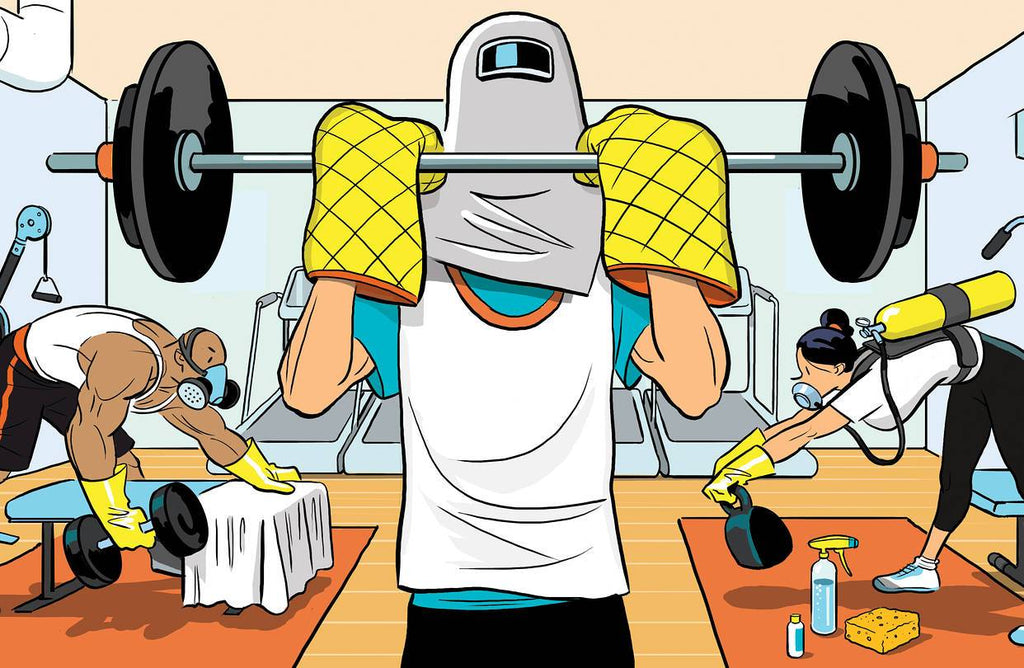Post-Lockdown gym plan: get fit, burn fat