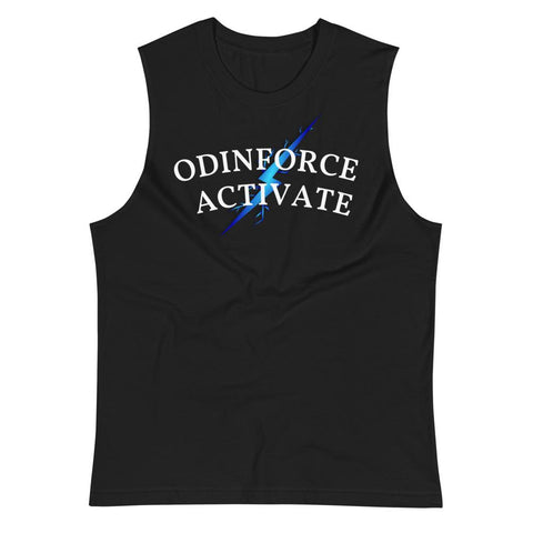 ODINFORCE ACTIVATE - Men's Muscle Shirt - The Viking Dock