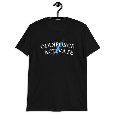 Odinforce Activate - Men's T-Shirt - The Viking Dock
