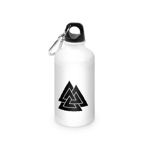 Valknut Water Bottle - The Viking Dock