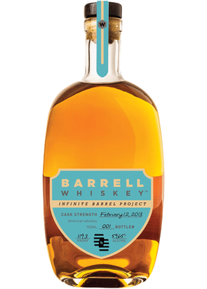 Barrell Whiskey Infinite Barrell Project 750ml