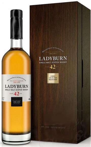Ladyburn 42 Years Old Single Malt Scotch Whisky 750ml