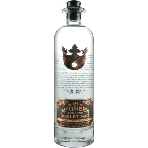 McQueen and the Violet Fog Gin 750ml