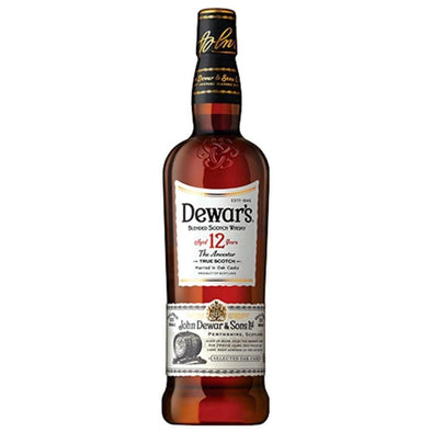 Dewar's Aged 12 Years 'The Ancestor' Scotch Whisky 750ml