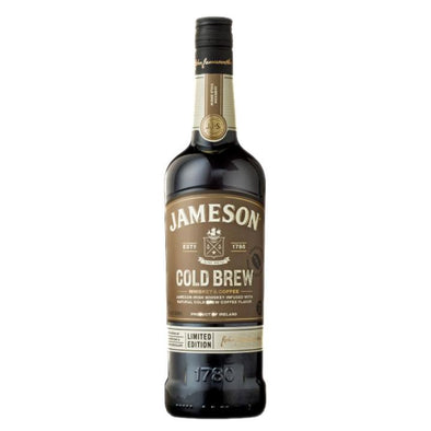 Jameson Cold Brew Whiskey & Coffee 750ml