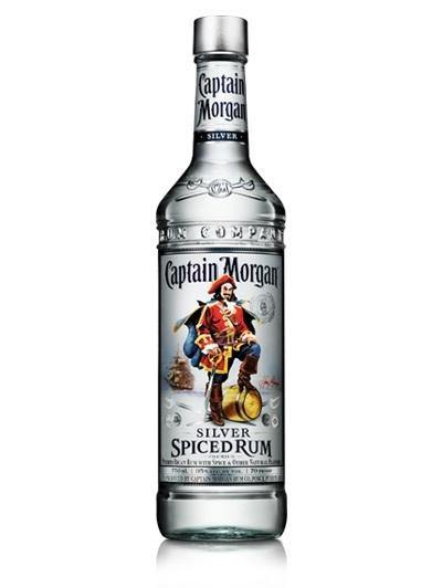 Captain Morgan Silver 750ml