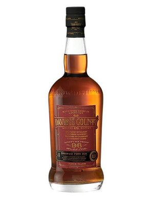Daviess County Cabernet Sauvignon Cask Finished Bourbon 750ml