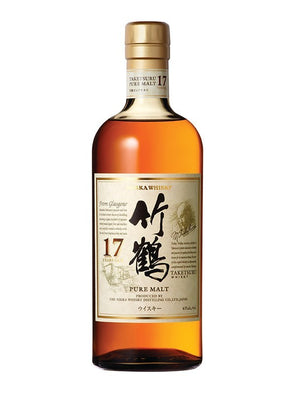 Nikka Taketsuru 17 Years Old Japanese Whisky 750ml