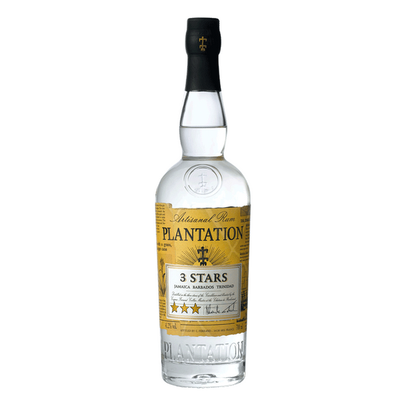 Plantation 3 Stars White Rum 750ml