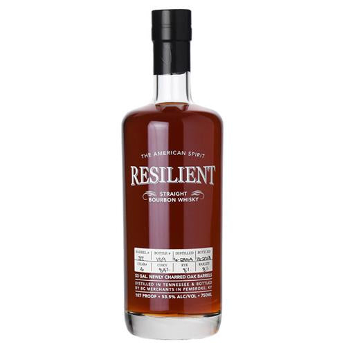 Resilient 15 Year Old Barrel #82 Bourbon Whiskey 750ml