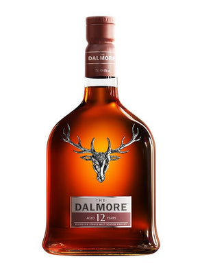 The Dalmore 12 Year Old Scotch Whisky 750ml