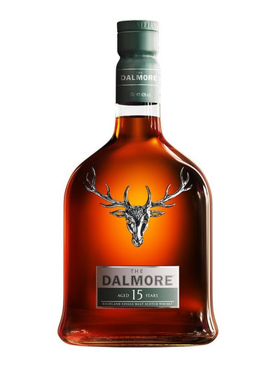 The Dalmore 15 Year Old Scotch Whisky 750ml