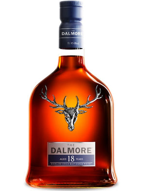 The Dalmore 18 Year Old Scotch Whisky 750ml