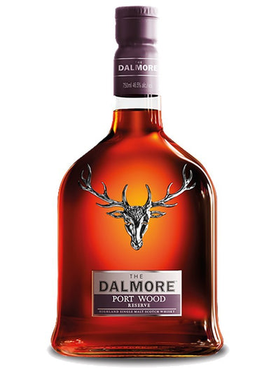 The Dalmore Port Wood Reserve Scotch Whisky 750ml