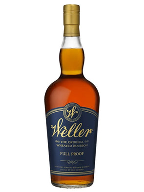 Weller Full Proof Bourbon Whiskey 750ml