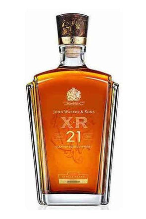 Johnnie Walker XR Aged 21 Years Scotch Whisky 750ml