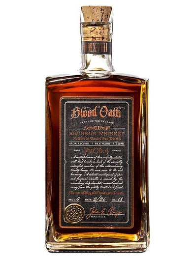 Blood Oath Pact No. 4 750ml
