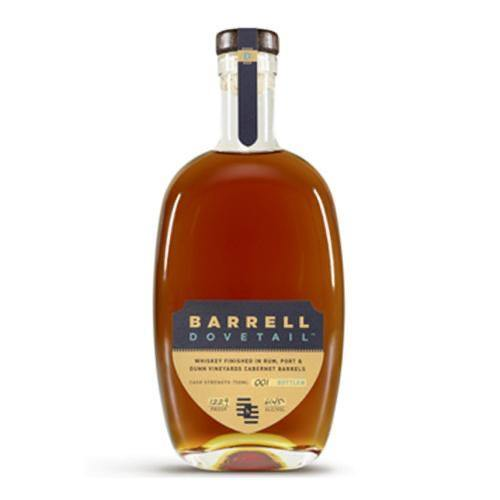 Barrell 10 Year Old Dovetail Bourbon Whiskey 750ml