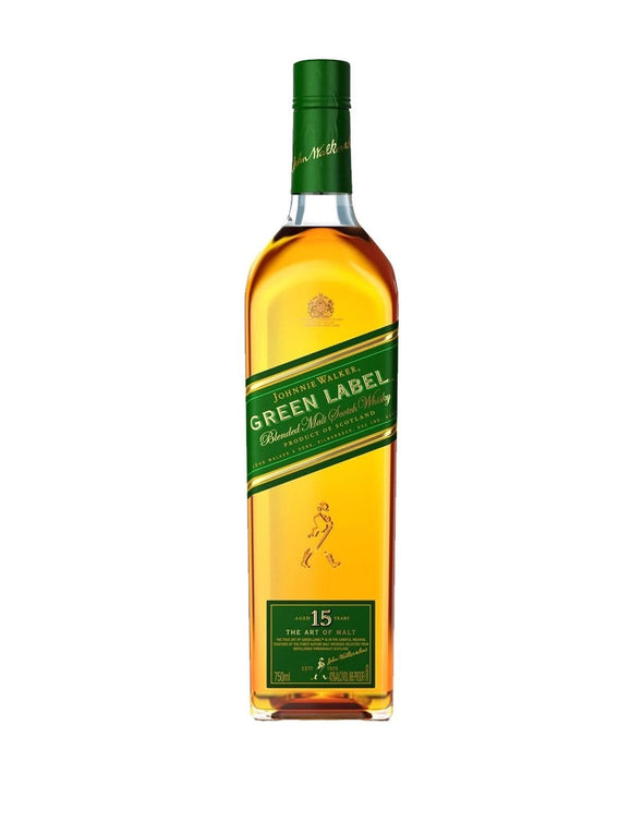 Johnnie Walker Green Label Aged 15 Years 750ml