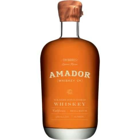 Amador 10 Barrel Hop Flavored Whiskey 750ml - The Bottle Haus