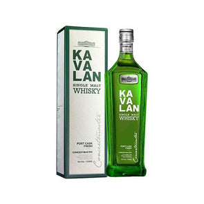 Kavalan Concertmaster Port Cask Finish 750ml