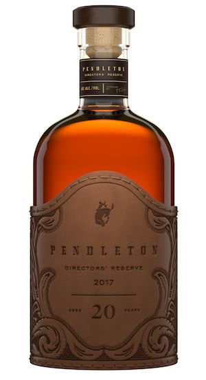 Pendleton Aged 20 Years Directors' Reserve Canadian Whisky 750ml