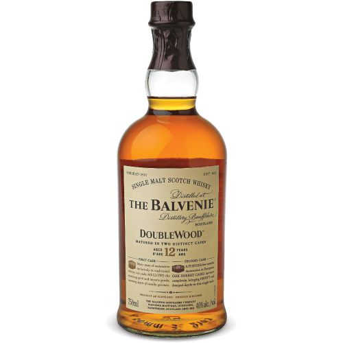 The Balvenie Aged 12 Years Double Wood 750ml