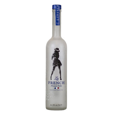 La French Premium Vodka 750ml
