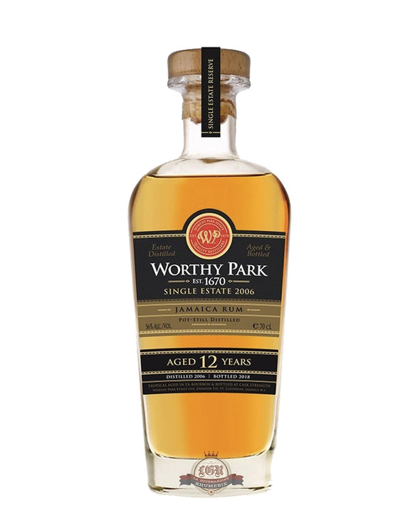 Worthy Park 2006 Single Estate Rum 750ml