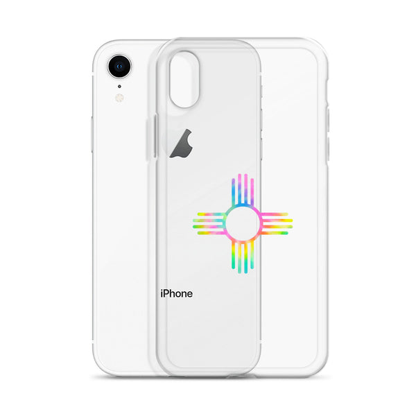 Tie Dye Zia - iPhone Case
