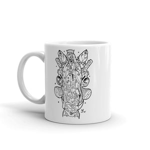 Skeleton Virgen - Mug