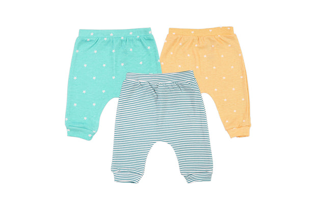 Snuggly Pajamas – Pack of 3