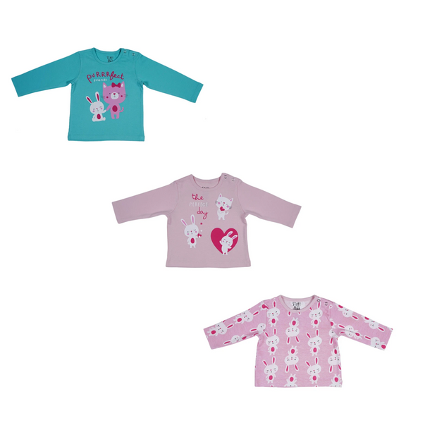 Forever Friendship Tops – Pack of 3