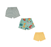 Sporty Shorts – Pack of 3