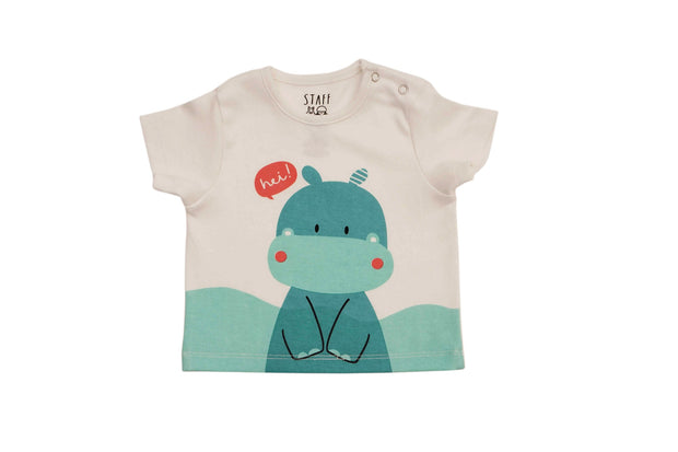 Cute Hippo Top