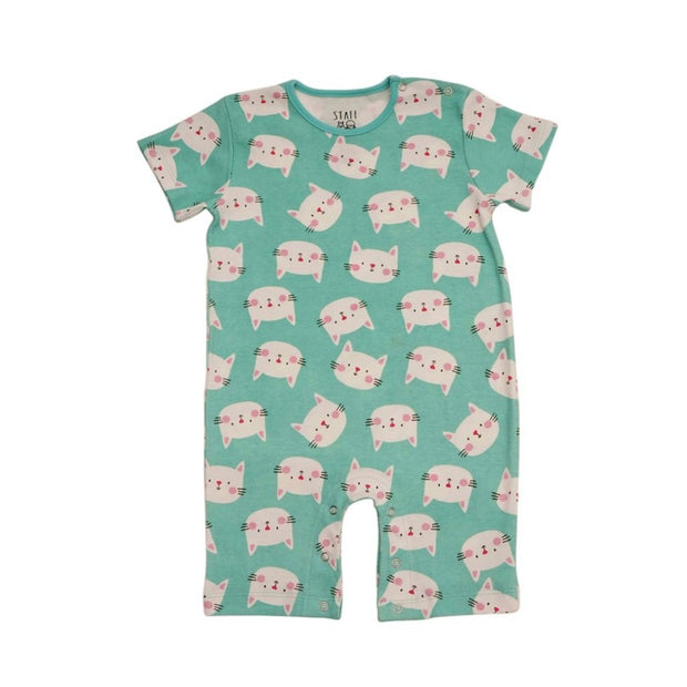 Wiggle N Jiggle Rompers – Pack of 3