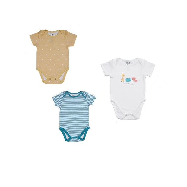 Desirable Onesies – Pack of 3
