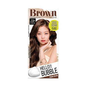 [MISE EN SCENE] HELLO BUBBLE #6N CHOCO BROWN