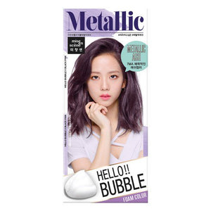 [MISE EN SCENE] HELLO BUBBLE #7MA METALLIC ASH