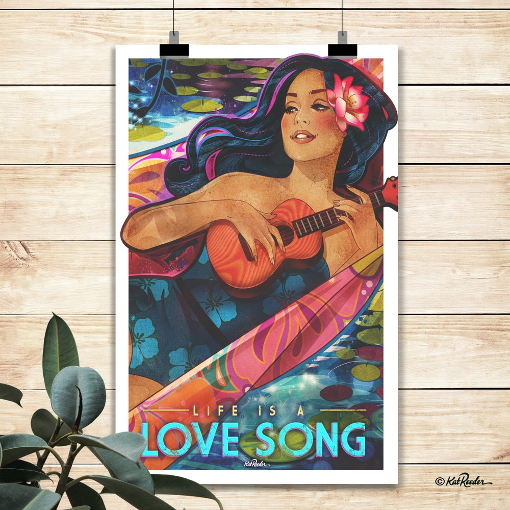 Midnight Love Song - 11x17 Poster