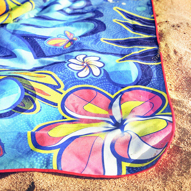 Paradise-Beach Towel